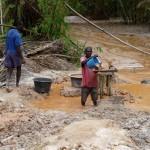 Mine aurifère artisanale (2) - Ghana-15