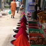 Marché aux épices - Mysore (Inde)