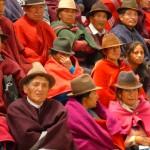 Assemblée de producteurs Queschua - Riobamba (Equateur)