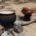 Karité (préparation du beurre)