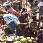 Marché aux légumes (1) - Dire Dawa (Ethiopie)