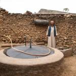 Production de biogaz (Environs de Harar - Ethiopie)