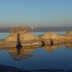 Salinisation (2) - Chott El Djerid (Tunisie)