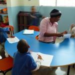 Salle de classe - Monte Cristi (Rep. Dom.)